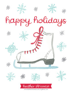 Holiday Ice Skate