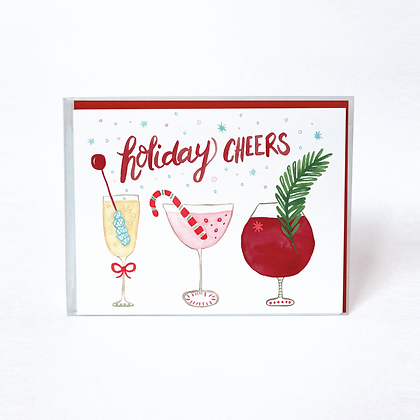 Holiday Cheers Boxed Cards