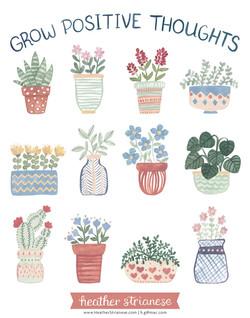 Grow Positive Plants