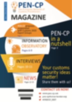 PEN-CP Magazine Issue 1