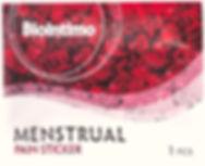 Biointimo Menstruációs fájdalomcsillapító tapasz, menszesztapasz, fájdalom, fájdalomcsillapítás