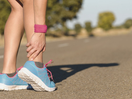 The Biggest Factors in YOUR Running-Related Injury