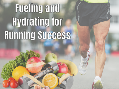 The Guide to Fueling and Hydrating for Running Success