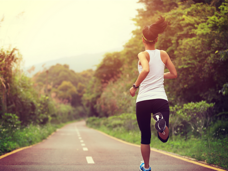 Staying Healthy as a Female Runner