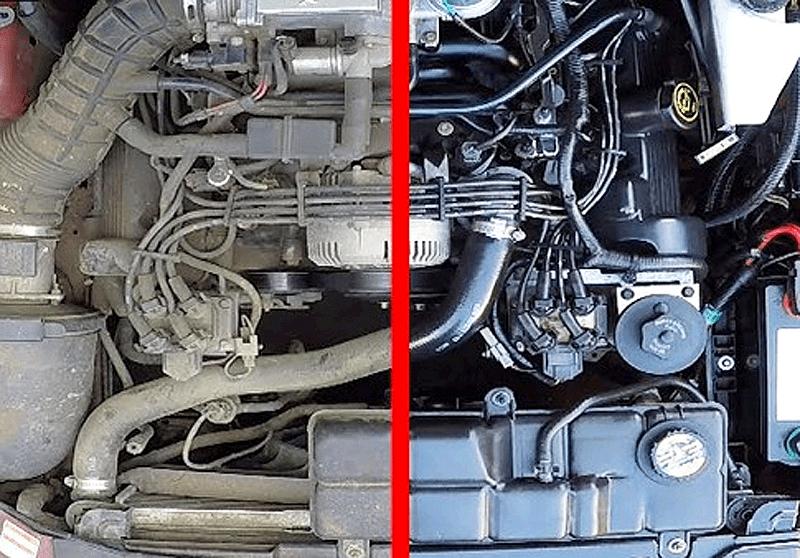 Basic Engine Detail
