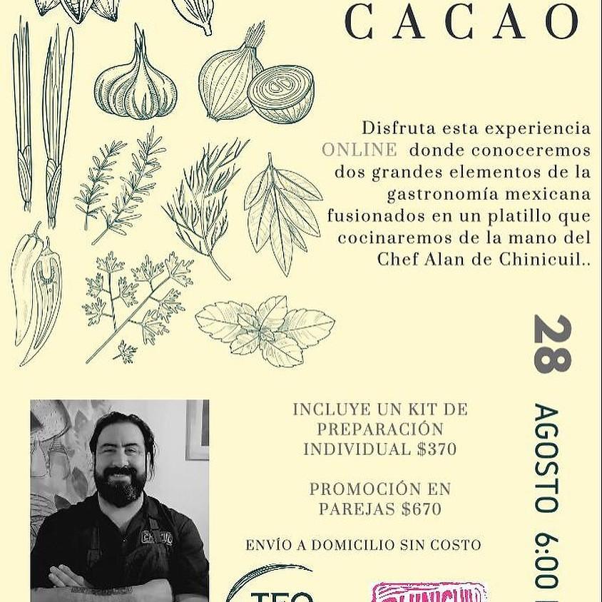 Milpa y Cacao