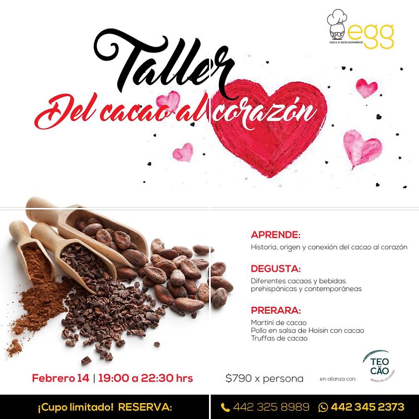 Del cacao al corazón