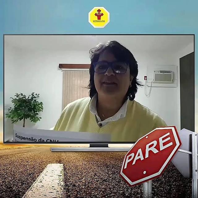 Bom dia. As regras para Suspensão da CNH mudaram, confira o vídeo da nossa especialista em trânsito @raquelkrawulski. 🚗🚦  #cnh #detran #multadetransito #multas #motorista