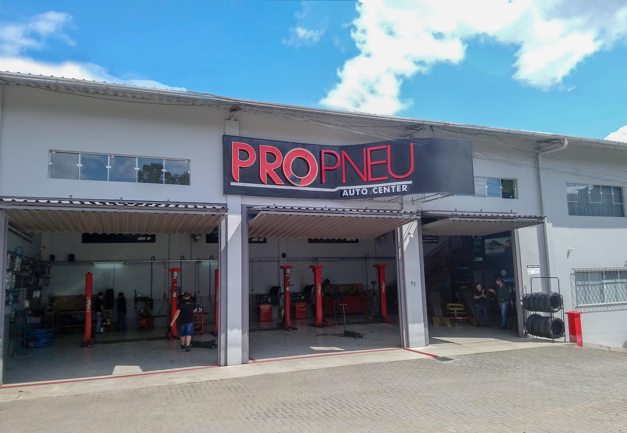 Auto Center Pro Pneu