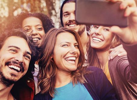Os millennials estão no Snapchat