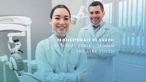5 Dicas para profissionais de saúde nas Mídias Sociais