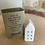 Thumbnail: White Ceramic House in Match Box - Love Is