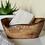 Thumbnail: Olive Wood Soap Dish - Large