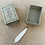 Thumbnail: White Ceramic Feather in a box - Lost Loved One