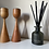 Thumbnail: Wood Tea light Stand - small (pair)