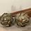 Thumbnail: Small Antiqued Bronze Effect Artichoke