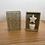 Thumbnail: White Ceramic Star in a Match Box - Friends