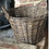 Thumbnail: Handmade Wicker Log / Storage Basket