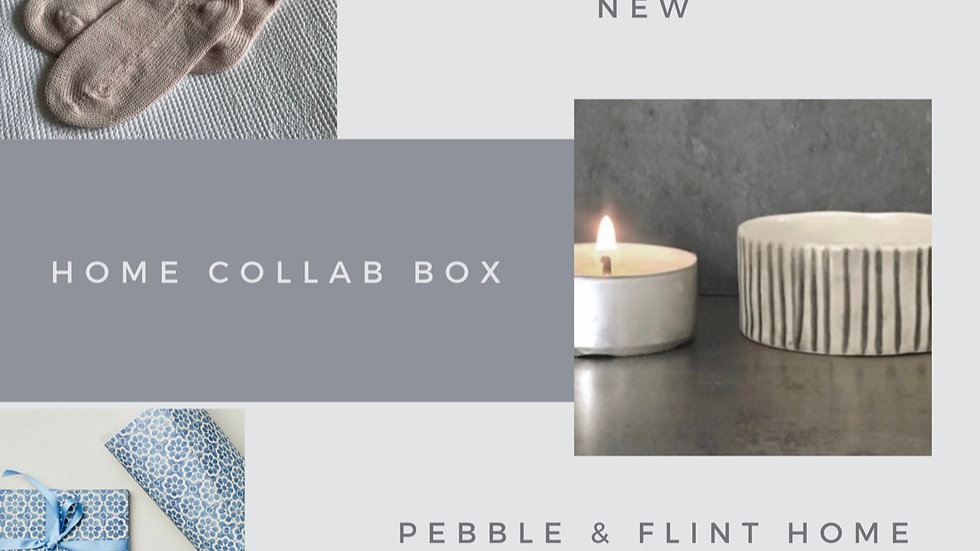 Home Collaboration Box (3 month subscription)