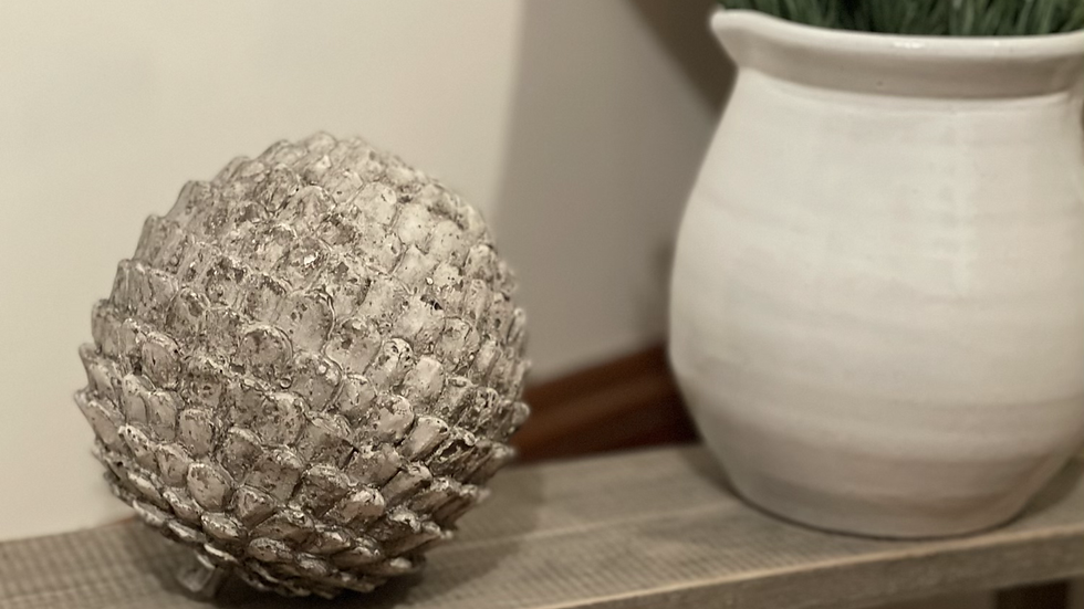 Large Stone Effect Sphere