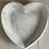 Thumbnail: Large Stone Heart Dish