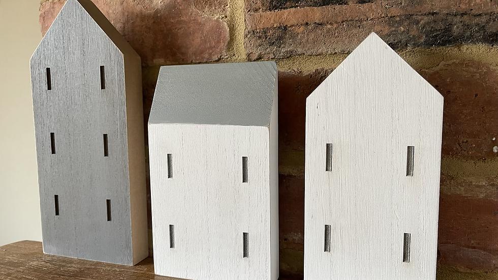 Freestanding Wooden House