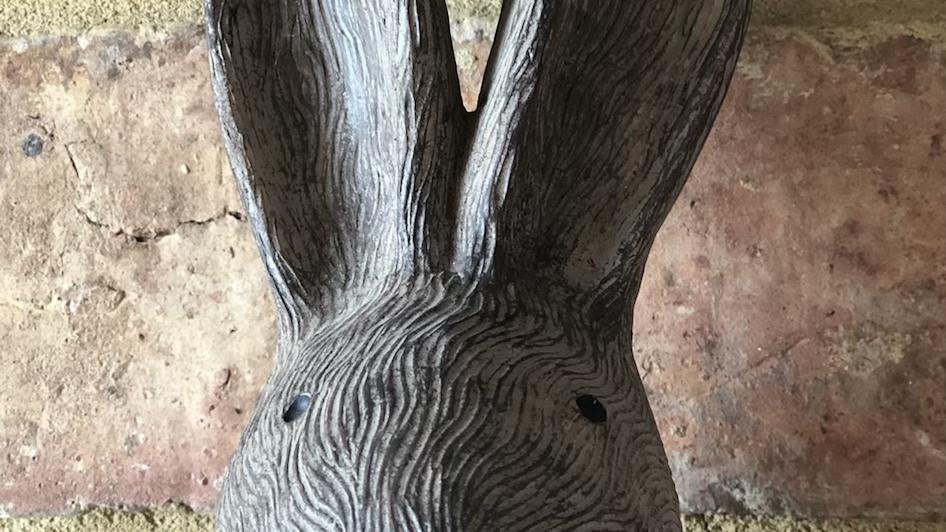 Sitting Bunny Rabbit - Large