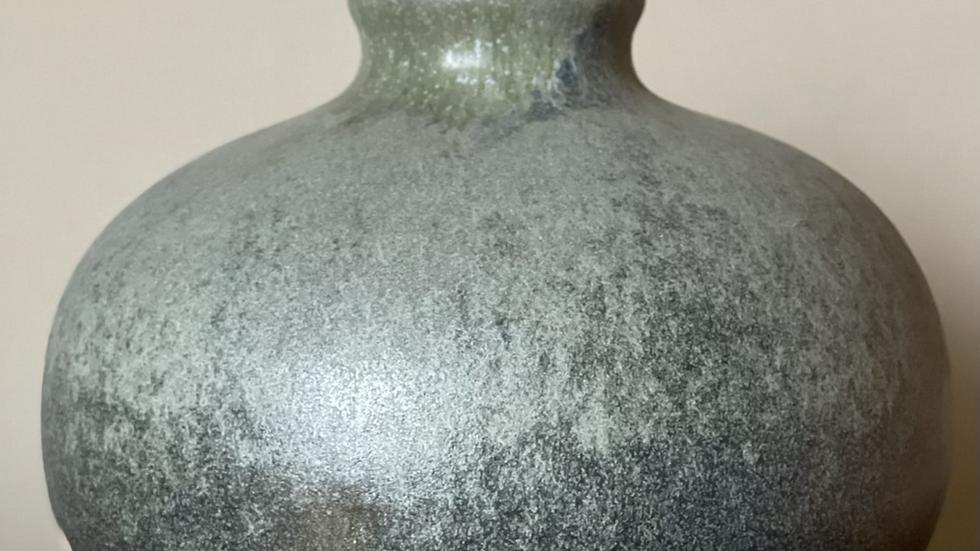 Dipped Stem Vase Blue/Green