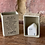 Thumbnail: Ceramic House in a match box - Blessings