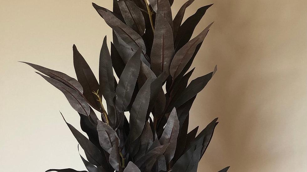 Jewel Toned Eucalyptus spray