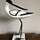 Thumbnail: Avocet Carved Bird