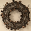 Thumbnail: Natural Pine Cone and Twig Wreath