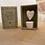 Thumbnail: White Ceramic Heart on Block