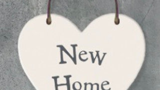 New Home Gift Tag