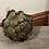 Thumbnail: Large Antiqued Bronze Effect Artichoke