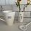Thumbnail: White Porcelain 'Happy Days' Spoon