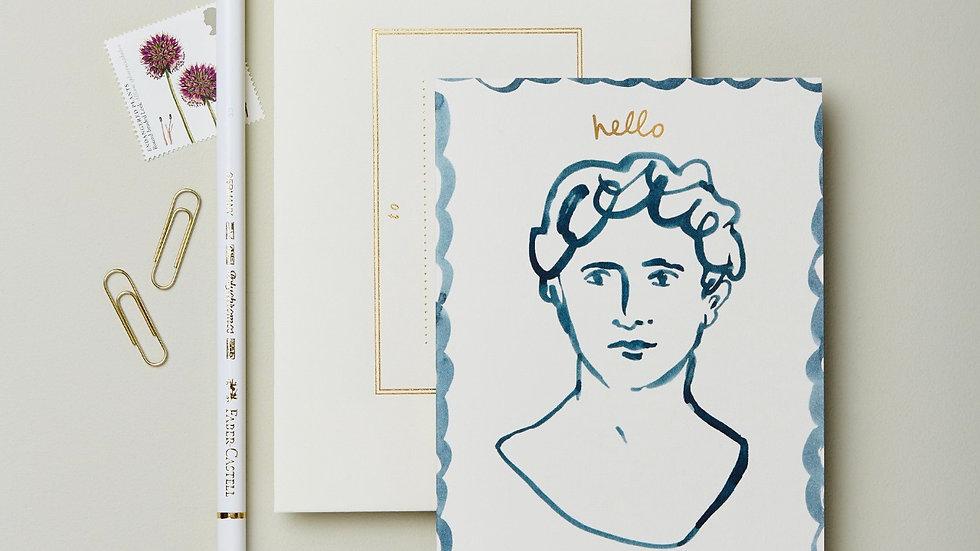 Wanderlust Paper Co. Card - Single