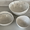 Thumbnail: Set of 3 White Bowls