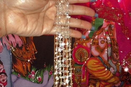 Quartz Goddess Nose Jewelry