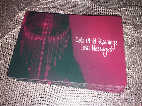 Walu Child Readings Love Messages