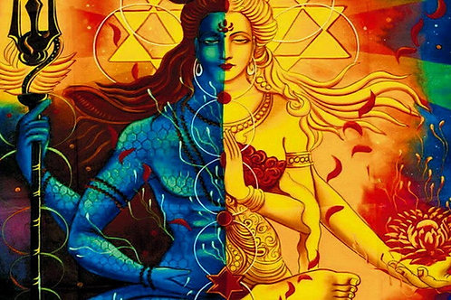 Divine Partnership Grand Spread