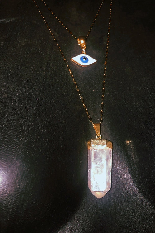 All Ojos On Me Necklace