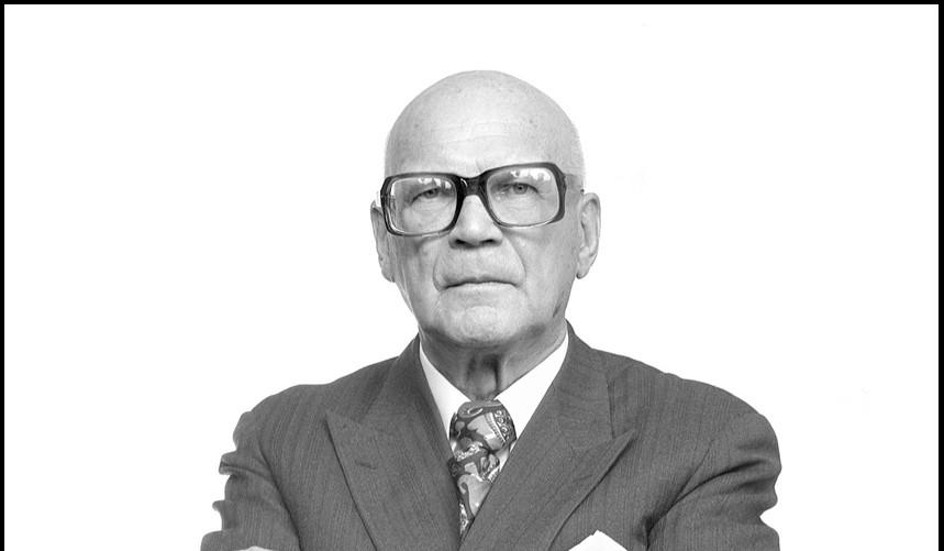 11 Urho Kekkonen. President of Finland 1956 - 1981. Helsinki 1976