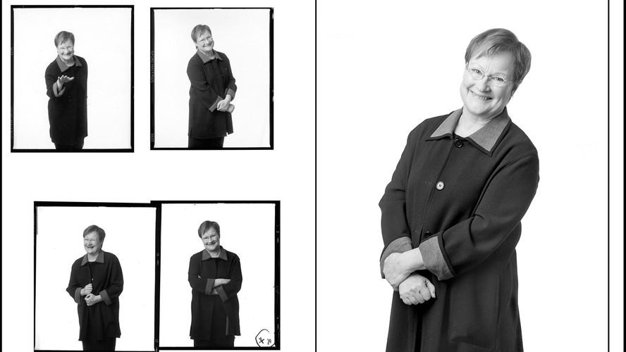 46 Tarja Halonen. President of Finland 2000 - 2012. Helsinki 2002