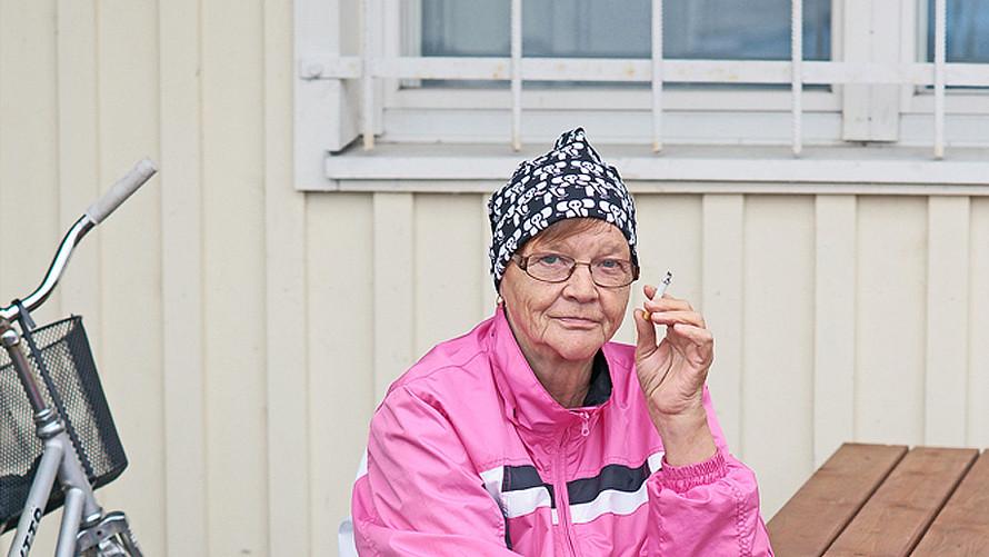 33 Helvi Hietala. Simo 2012