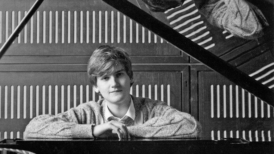 25 Olli Mustonen. Pianist. Helsinki 1985