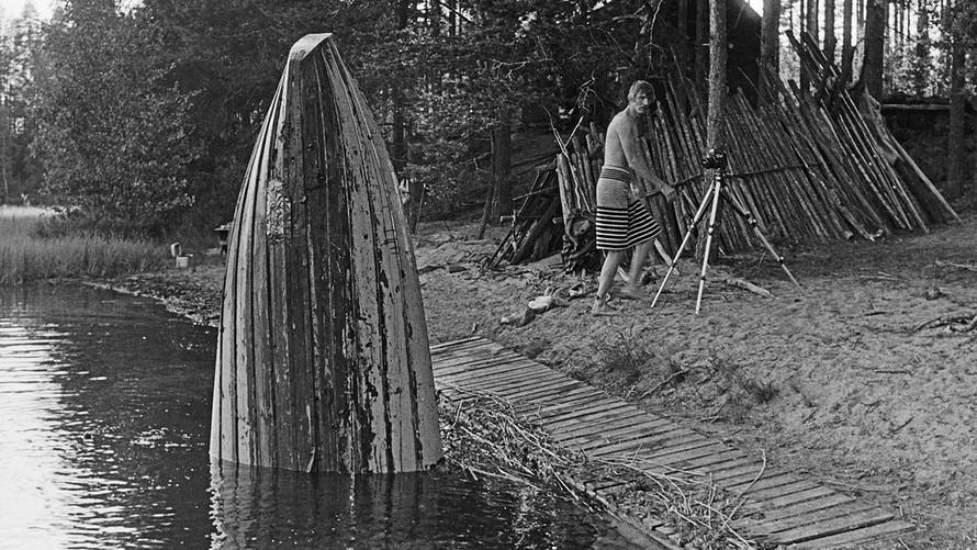 18 Arno Rafael Minkkinen. Kuijärvi 1979