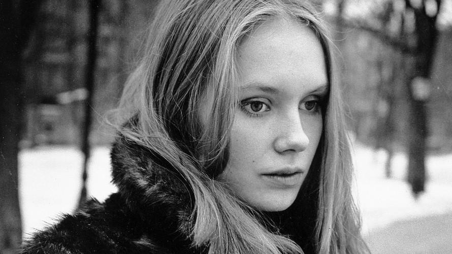 05 Kaija Saariaho. Composer (here student). Helsinki 1971