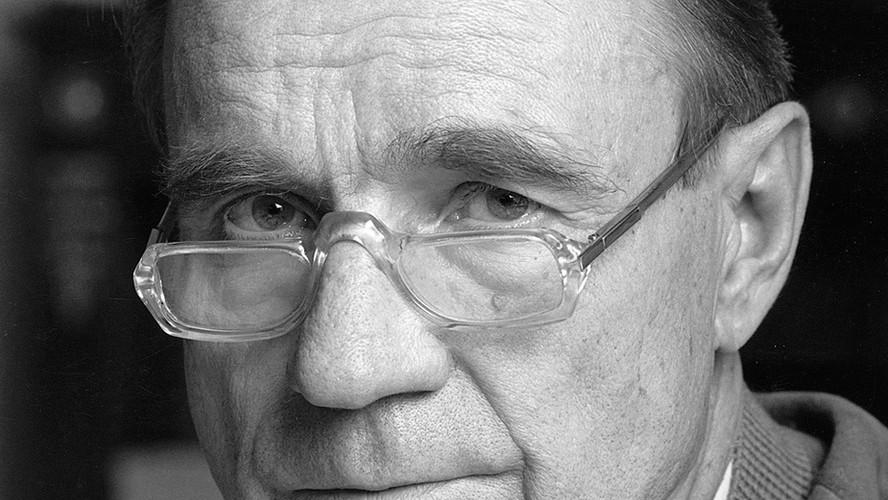 30 Mauno Koivisto. President of Finland 1982-1994. Helsinki 1986