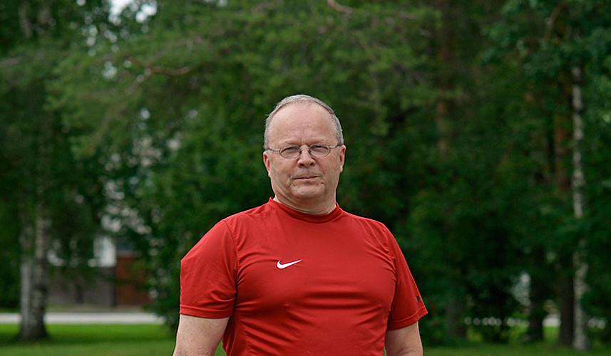 30 Petri Vapekko. Juuka 2012